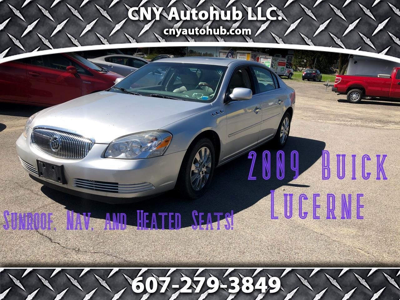 Buick Lucerne 4dr Sdn CXL Special Edition 2009
