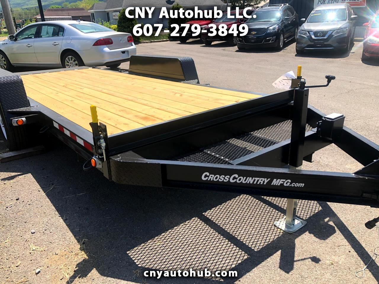 Cross Country Manufacturing Equipment Trailer  2020
