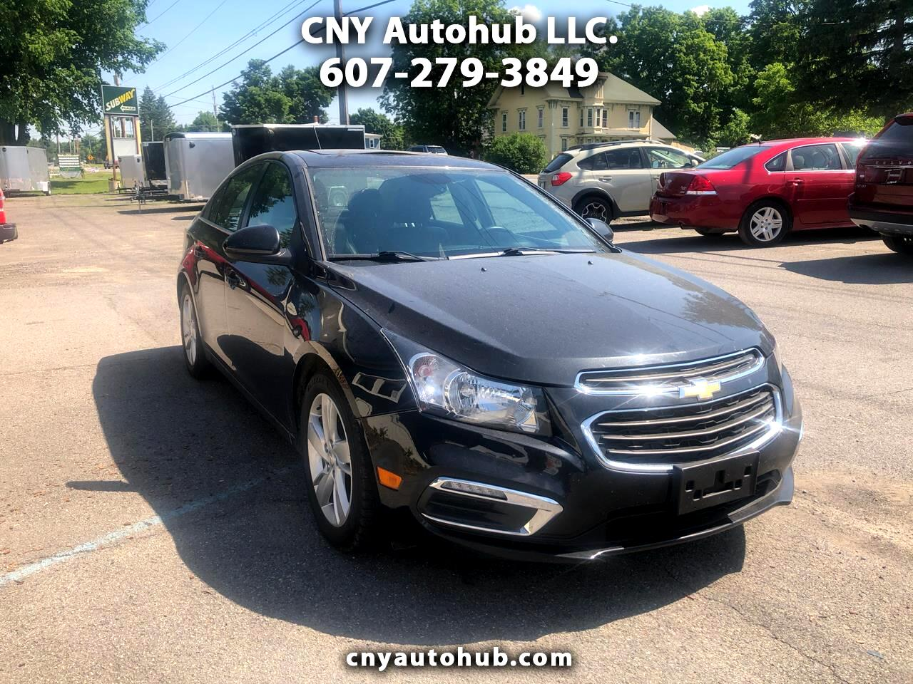 Chevrolet Cruze Diesel 2015