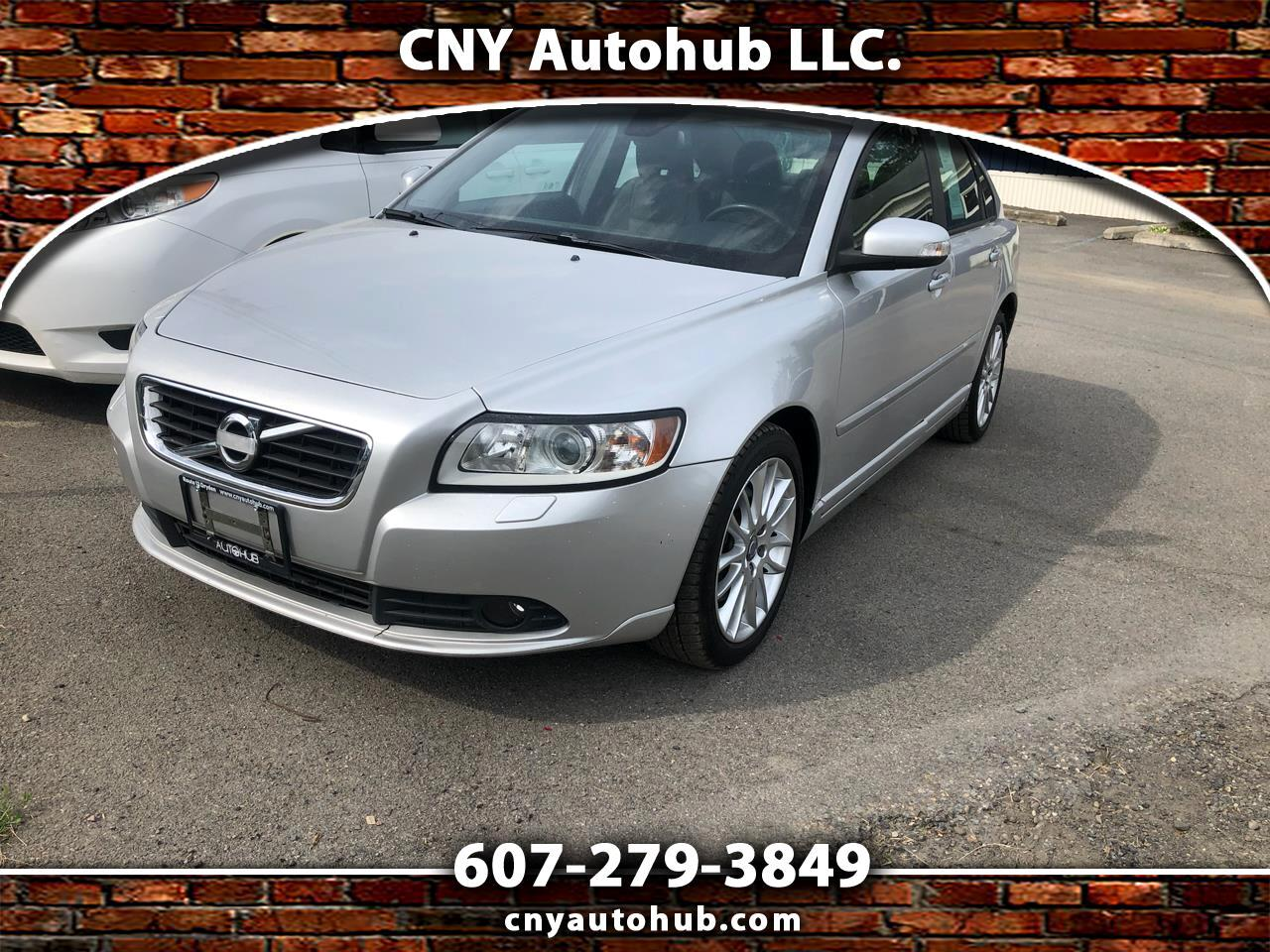 Volvo S40 4dr Sdn 2011