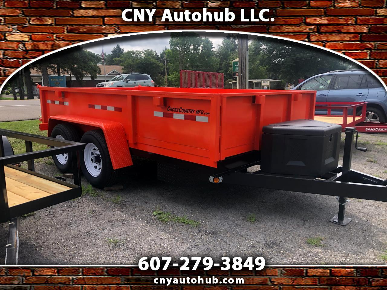 Cross Country Manufacturing Hydraulic Dump  2021