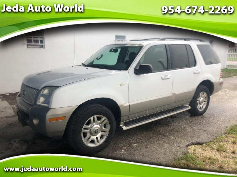 2003 Mercury Mountaineer Convenience 4.6L 2WD