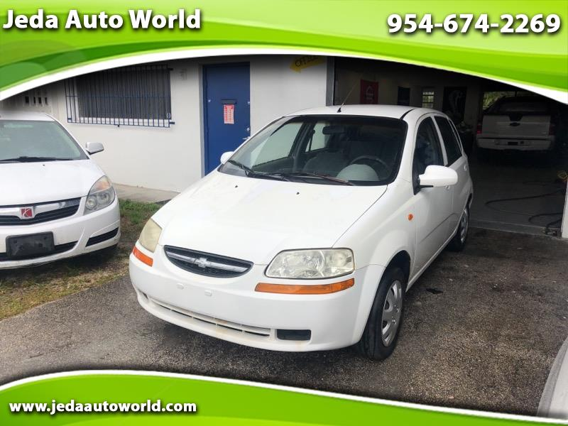 Chevrolet Aveo 2004 for Sale in Hollywood, FL