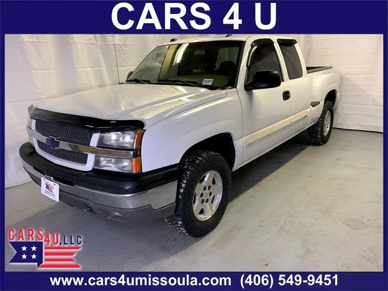 Chevrolet Silverado 1500 Z71 Ext. Cab Short Bed 4WD 2005