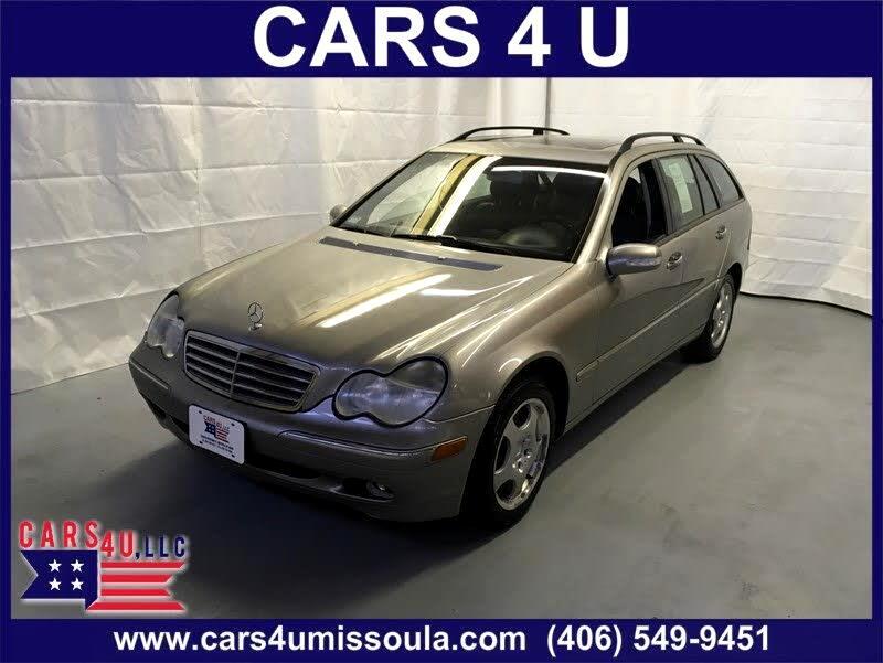 2003 Mercedes-Benz C-Class Wagon C240