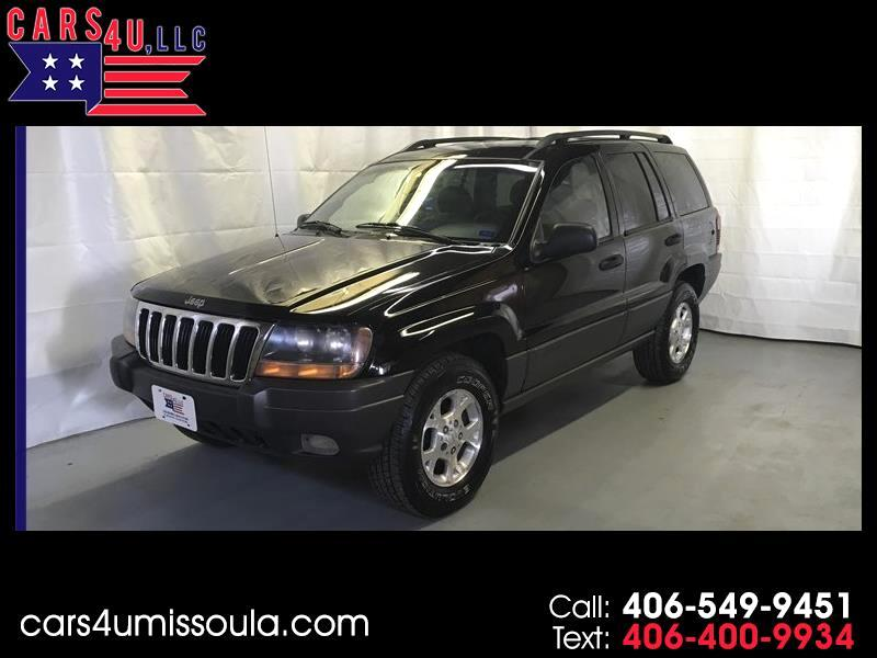 2002 Jeep Grand Cherokee Sport 4WD
