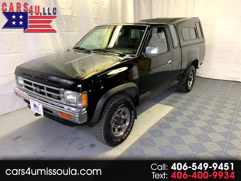 1991 Nissan Pickup  for sale VIN: 1N6HD16Y1MC339877