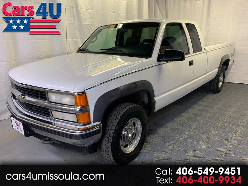 Chevrolet C/K 2500 HD Ext. Cab 8-ft. Bed 4WD 1995