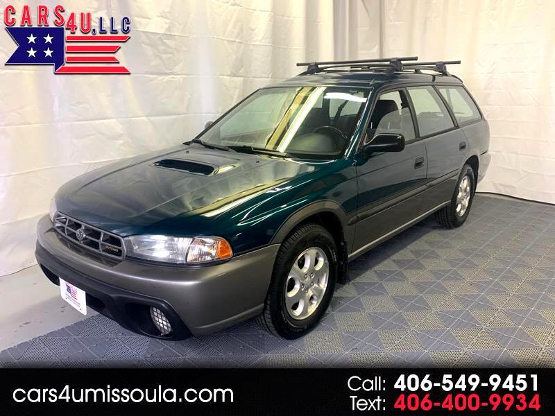 1999 Subaru Legacy Wagon Outback