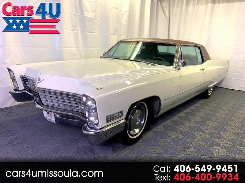 Cadillac Coupe De Ville  1967