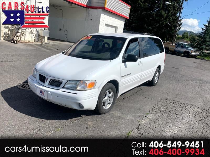 1997 Pontiac Trans Sport 3-Door Extended
