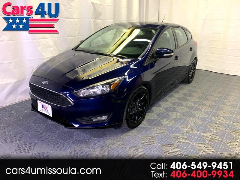 Ford Focus SE Hatch 2016