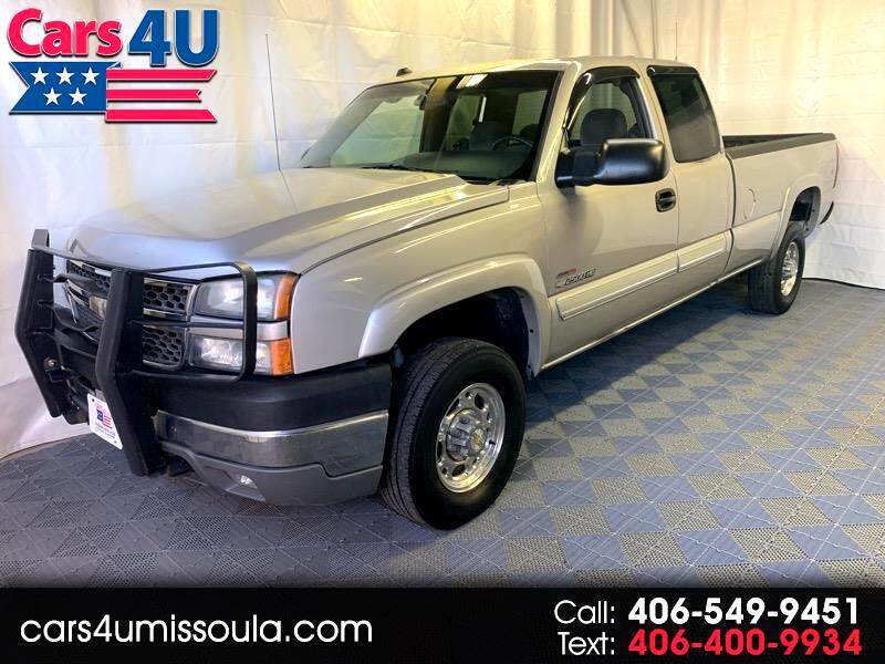 Chevrolet Silverado 2500HD LS Ext. Cab Long Bed 4WD 2005