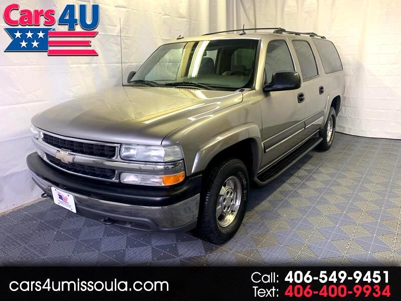 Chevrolet Suburban 1500 4WD 2003