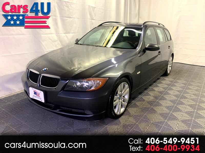 BMW 3-Series Sport Wagon 328i 2007