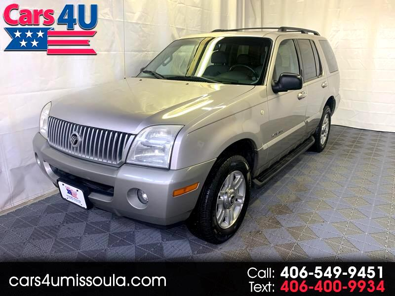 Mercury Mountaineer AWD 2002