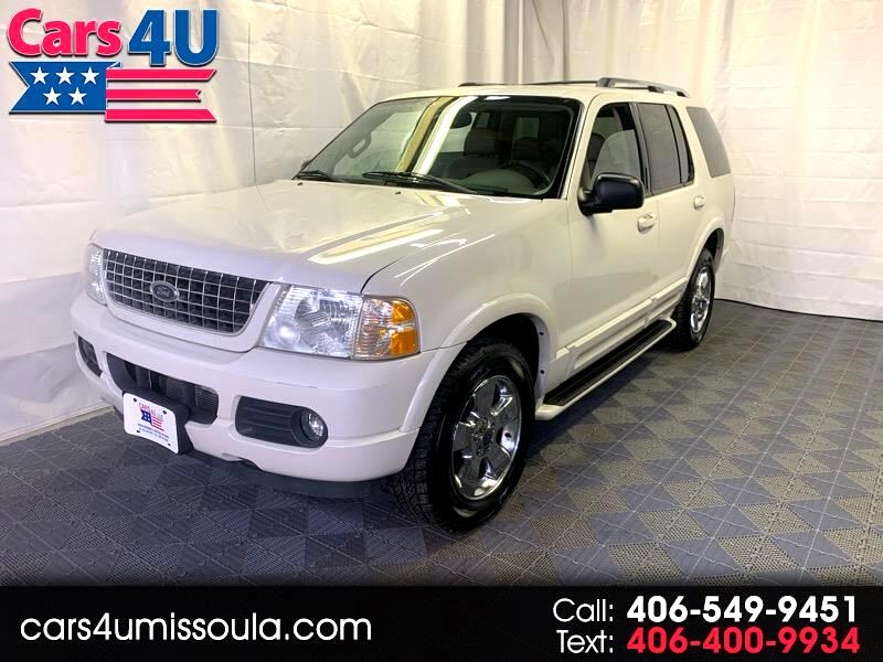 Ford Explorer Limited 4.6L AWD 2003