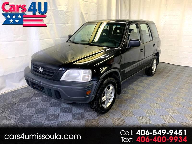 Honda CR-V EX 4WD 2001