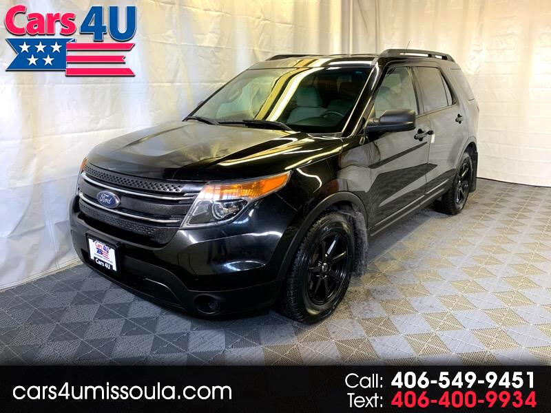 Ford Explorer Base FWD 2011