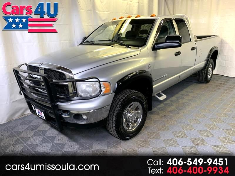 Dodge Ram 3500 SLT Quad Cab Long Bed 4WD 2004