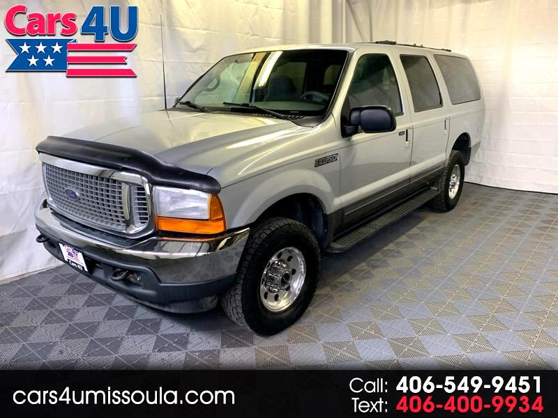 Ford Excursion XLT 4WD 2001