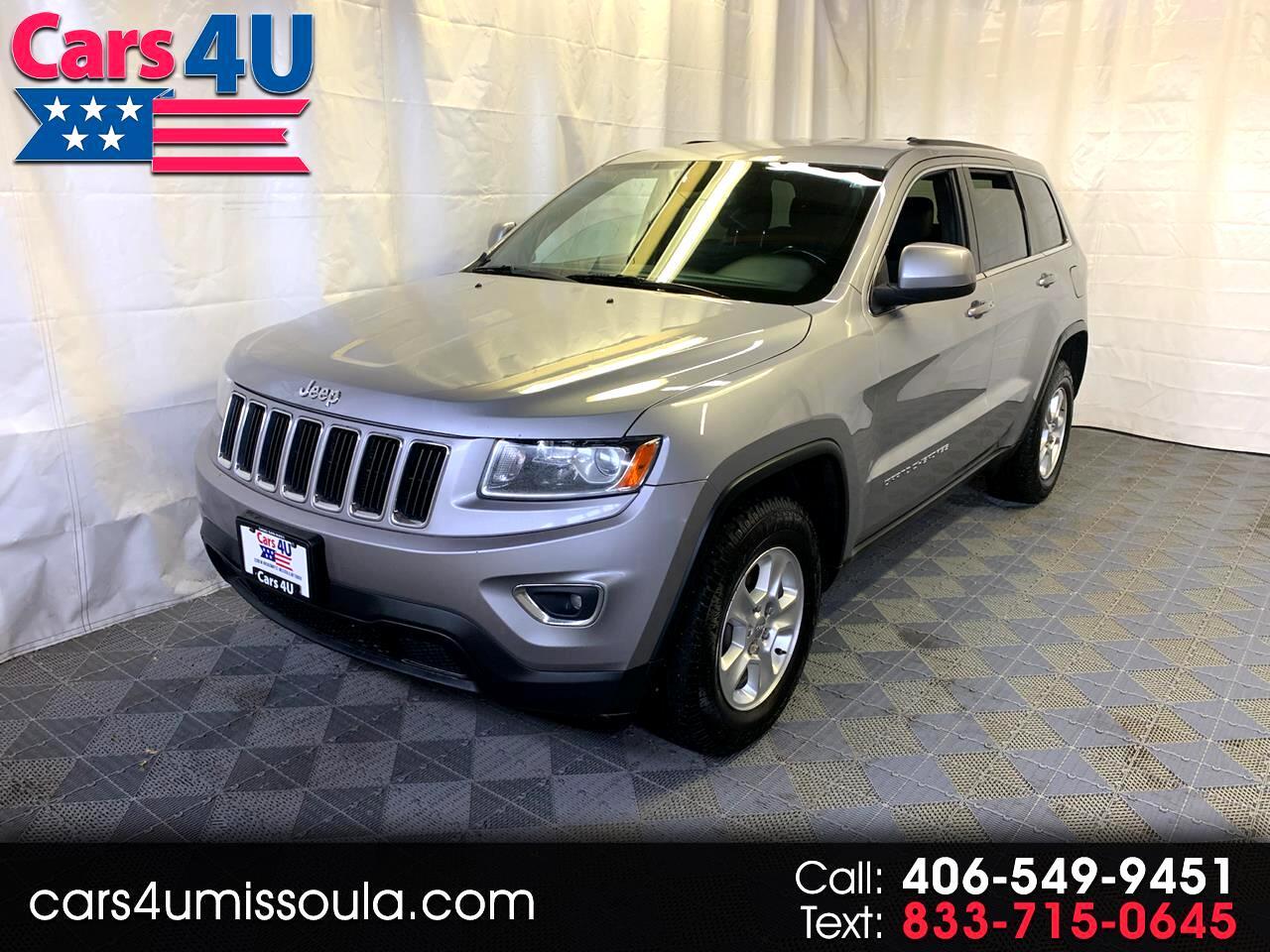 Jeep Grand Cherokee Laredo 4WD 2014