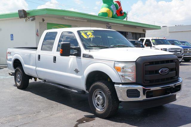 2012 Ford F-350 SD XLT Pickup 4D 8 ft