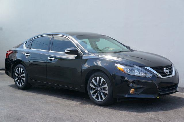 2018 Nissan Altima 2.5 SL Sedan 4D