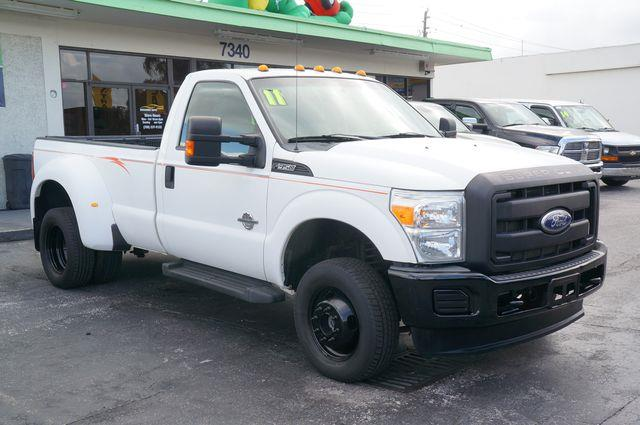 2011 Ford F-350 SD XL Pickup 2D 8 ft