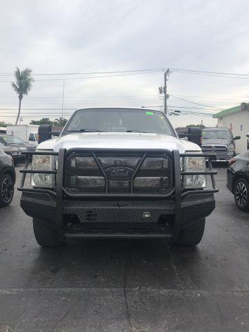 2013 Ford F-250 SD XL Pickup 4D 8 ft