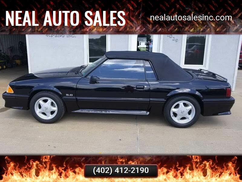 1992 Ford Mustang GT convertible