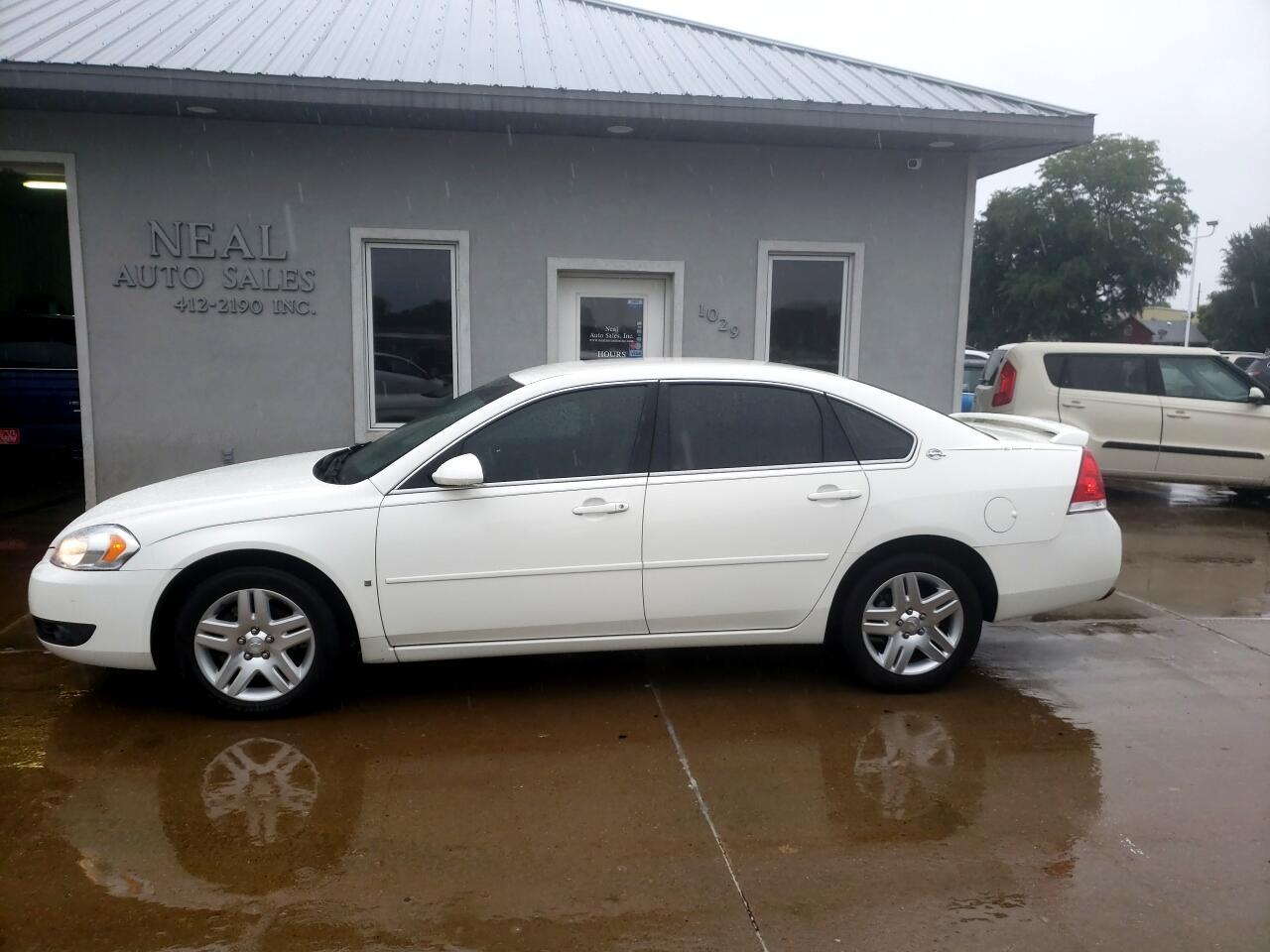 2008 Chevrolet Impala LT2 3.9L