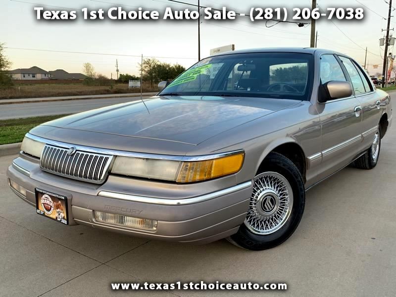 1994 Mercury Grand Marquis GS