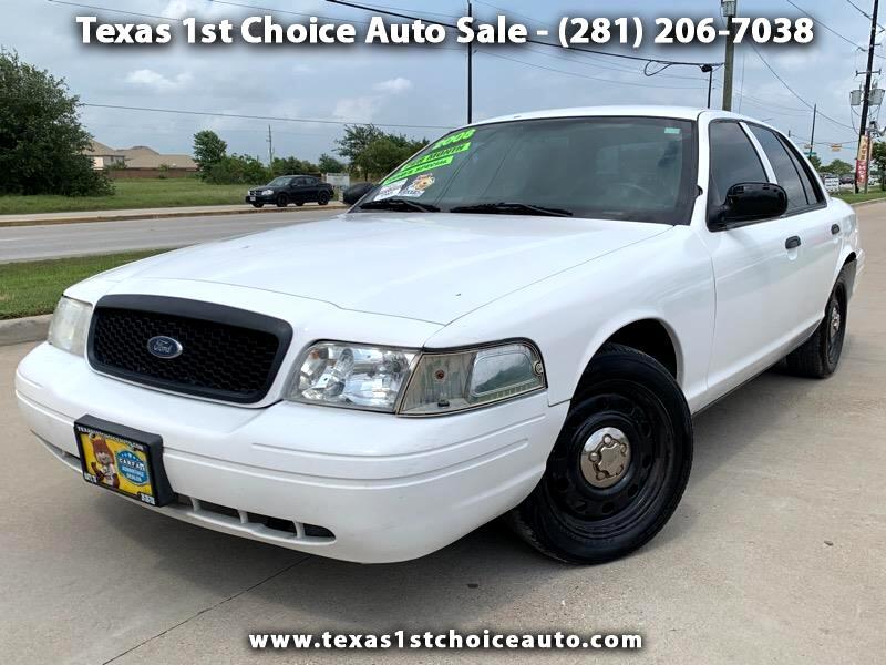 2008 Ford Crown Victoria Police Interceptor for sale VIN: 2FAFP71V08X139671