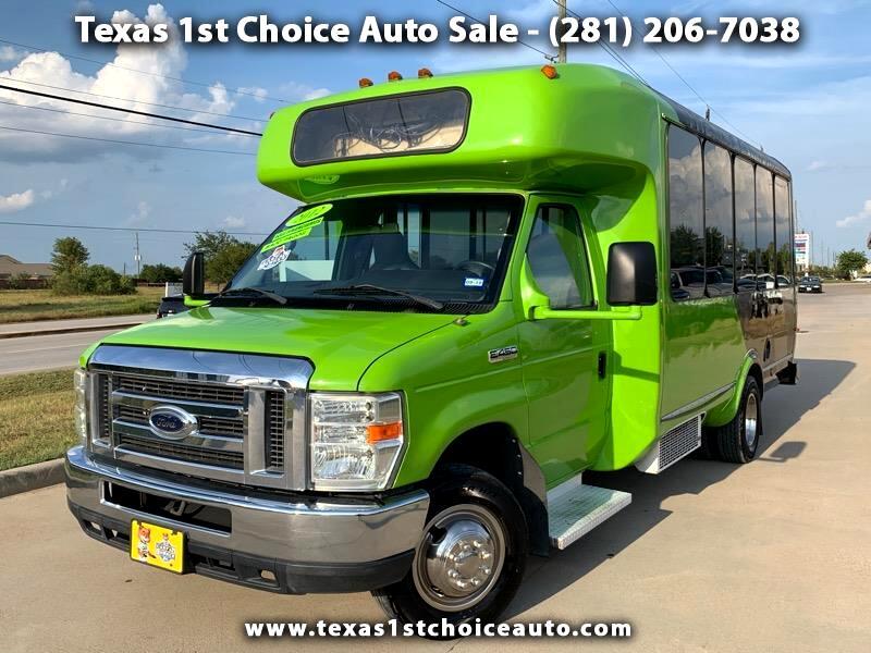 Ford Econoline E450 2012