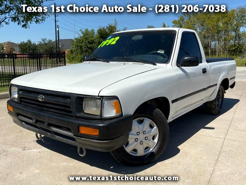 1992 Toyota Pickup Reg. Cab 2WD