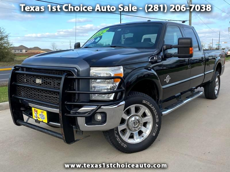 Ford F-350 SD XLT Crew Cab Long Bed 4WD 2013