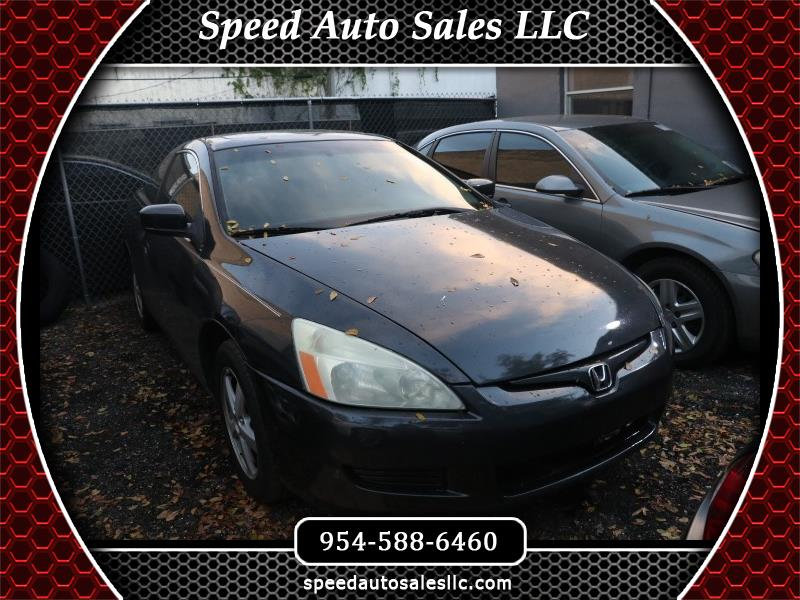 2005 Honda Accord DX coupe