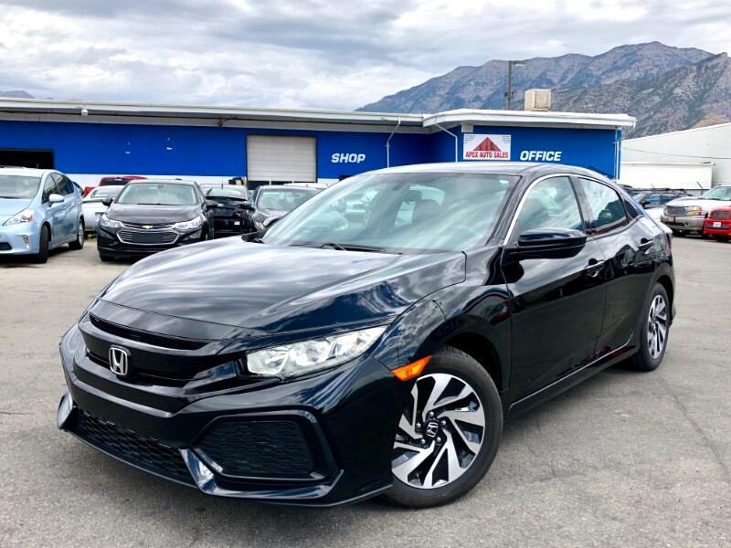 2018 Honda Civic LX CVT