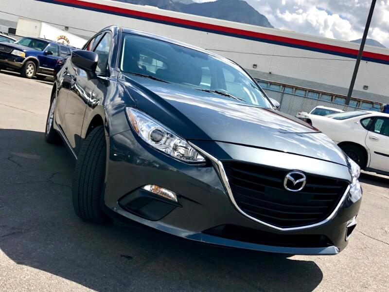 2016 Mazda MAZDA3 i Sport AT 5-Door