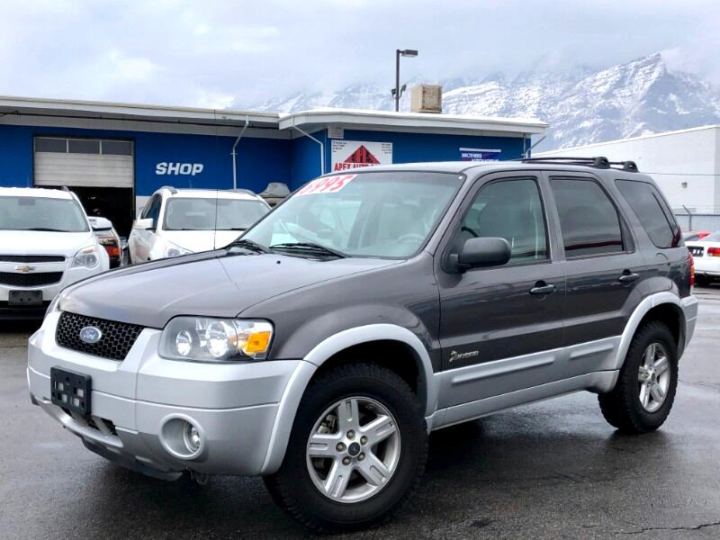 Ford Escape Hybrid 4WD 2005