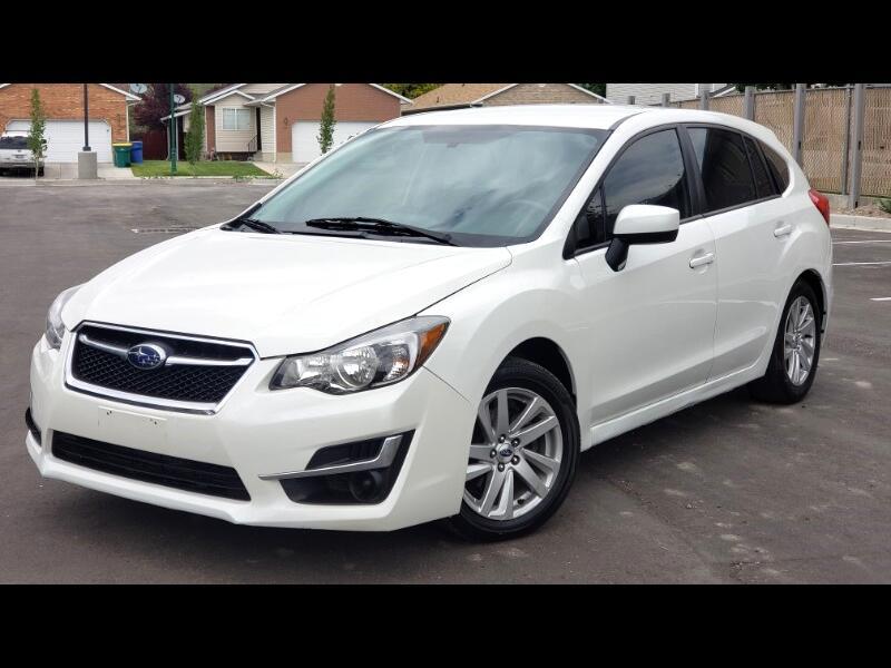 Subaru Impreza 2.0i Premium PZEV 5-Door 2015