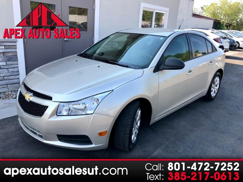 Chevrolet Cruze LS Manual 2013