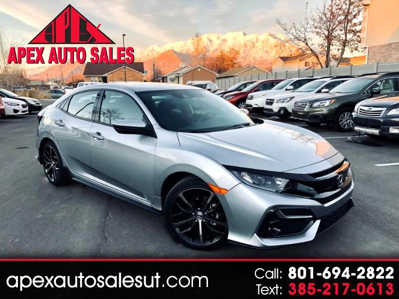 Honda Civic Sport Hatchback CVT 2020