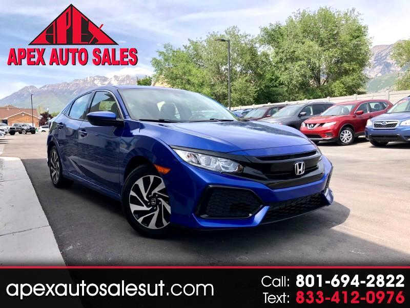 Honda Civic LX CVT 2017