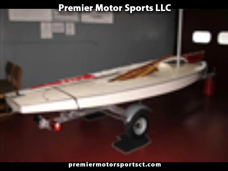 1968 Boat Custom ALCORT SUNFISH