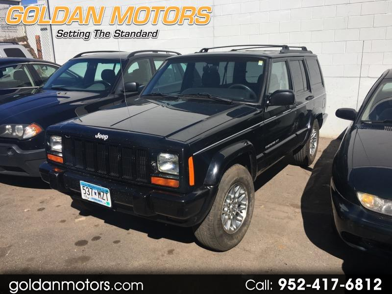 1999 Jeep Cherokee 4dr Limited 4WD