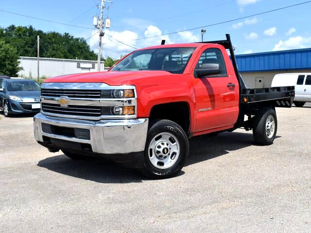 Chevrolet Silverado 2500HD Work Truck Long Box 2WD 2016