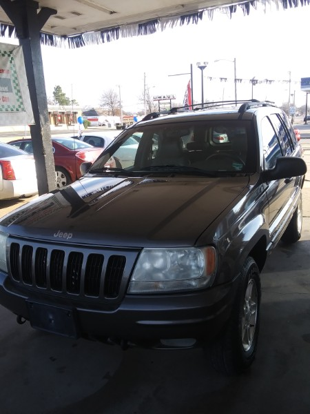 1999 Jeep Grand Cherokee Limited 4WD