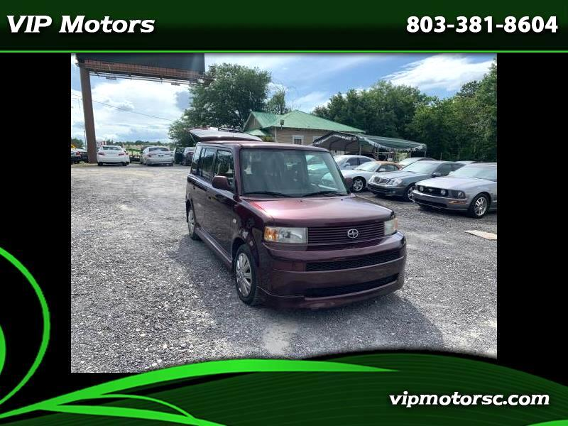 Scion xB Wagon 2005